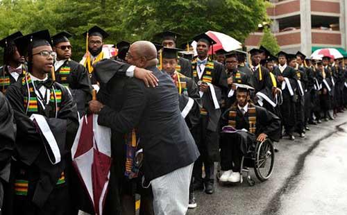 Morehouse 2014 Graduation Commencement