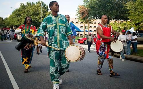 Umoja Festival in Portsmouth, Virginia