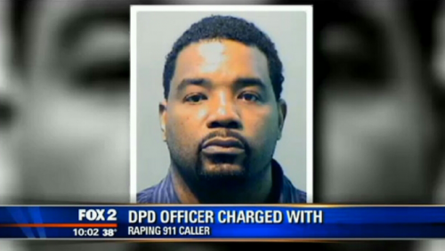 Deon Nunlee, Detroit police officer who raped woman
