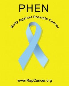 PHEN Prostate Cancer Poster