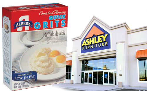 Ashley Furniture and Alberts Grits Boycott
