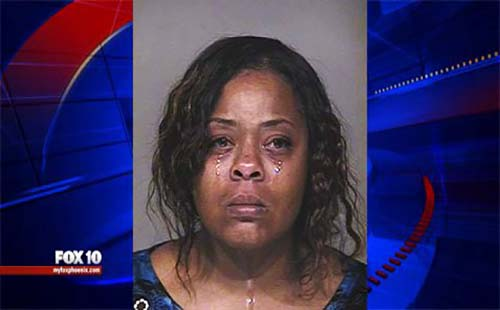 Shanesa Taylor, homeless woman who left kids in her car while on job interview