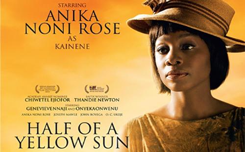 Anika Noni Rose in Half of A Yellow Sun