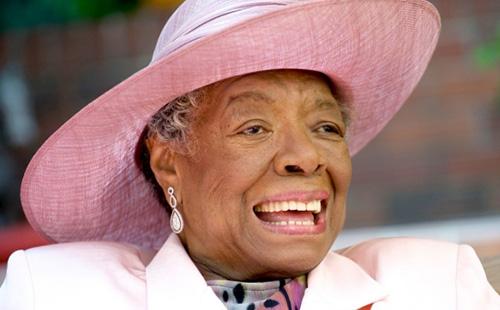 Maya Angelou Dies