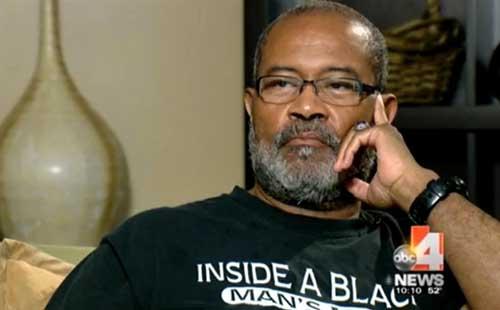 Ron Stallworth, author of Black Klansman