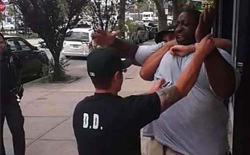 Black Man Dies After NYC Police Officer Chokehold