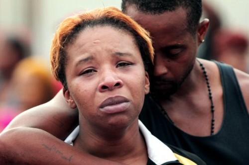 Michael Brown Shot By Police Officer in Ferguson Missouri