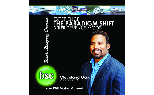 Cleveland Gary, CEO of Black Shopping Channel