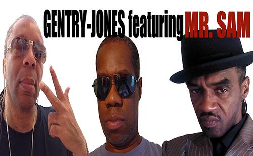 Gentry Jones Featuring Mr. Sam