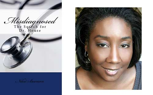 Nika Beamon author of Misdiagnosed