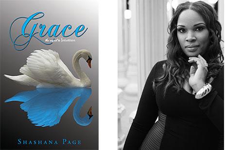 Shashana Page, author of Grace