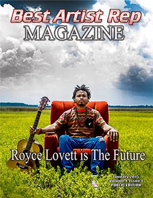 Best Artist Rep Magazine