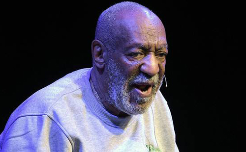 Bill Cosby Performs in Canada