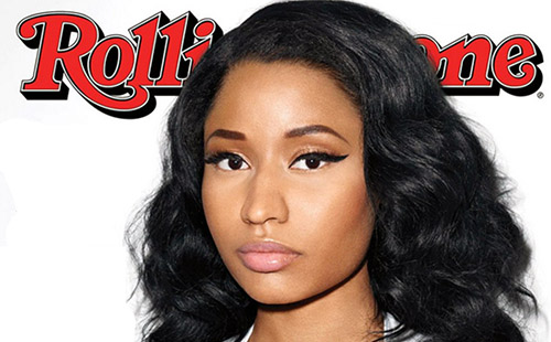 Nicki Minaj on Rolling Stone Magazine