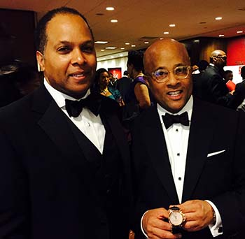 C. Howie Hodges and Gregory T. Burrell