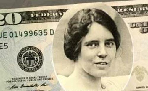 Margaret Sanger on $20 Bill