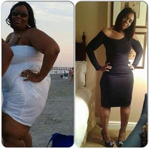 Tameka Loses 120 Pounds!
