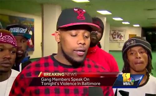 Baltimore Gang Members