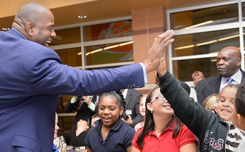 Magic Johnson Lansing Scholarship Program