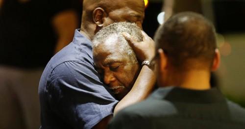Charleston Historic Black Church Shooting