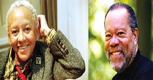 Nikki Giovanni and Jerry Pinkney