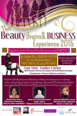 Beauty, Brains and Business Experience