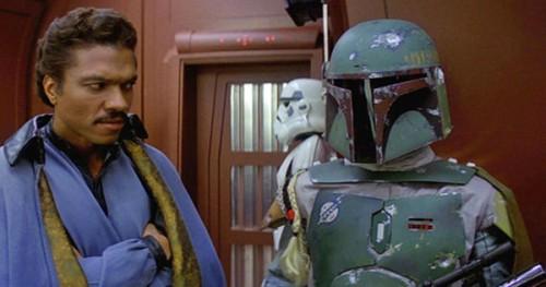 Billy Dee Williams in Star Wars