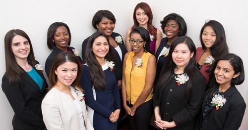 Women Scholarship Recipients