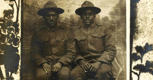 African American World War II Soldiers