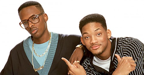 Will Smith and Jazzy Jeff