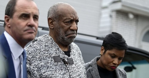 Bill Cosby arrested and charged