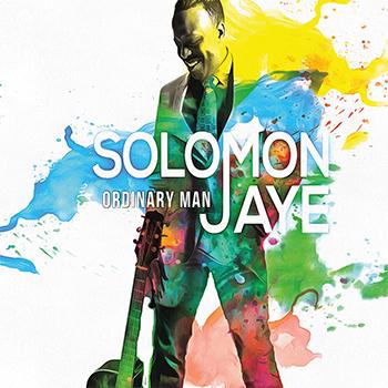 Solomon Jaye's New CD, Ordinary Man