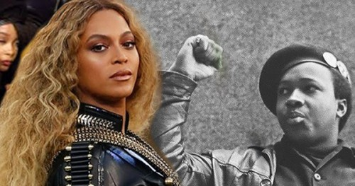 Beyonce Black Panthers Performance