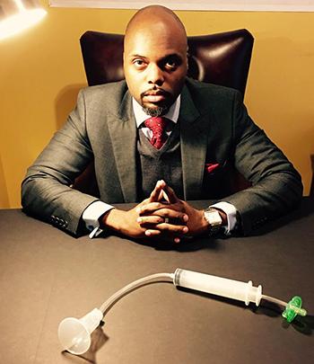 Jamel Jones, CBO of Snipple LLC