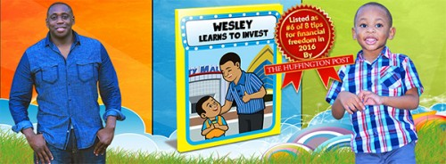 Wesley Learns to Invest By Prince Dykes
