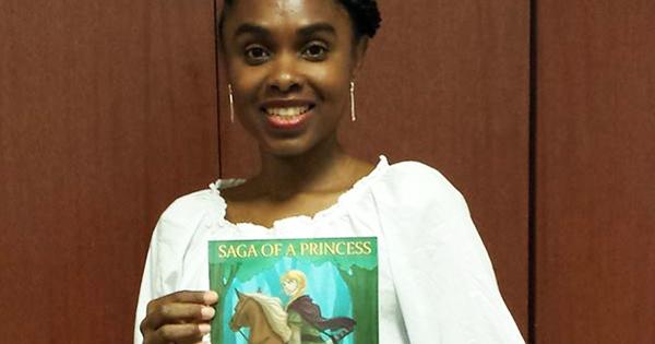 Saga of a Princess by Judith Martin