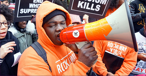 Black Lives Matter Protesting