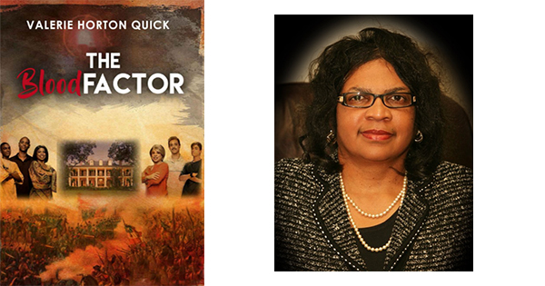 The Blood Factor by Valerie Horton Quick