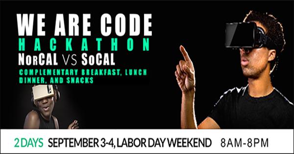 We Are Code Hackathon