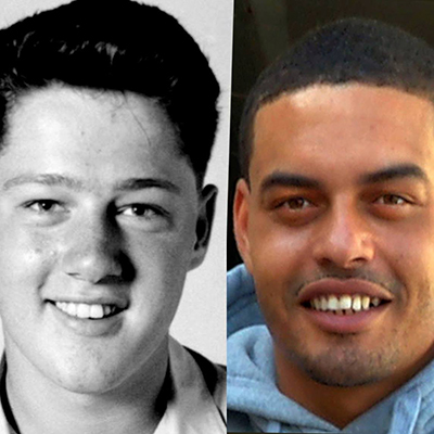 Danney Williams, ex-President Bill Clinton's alleged abandoned son
