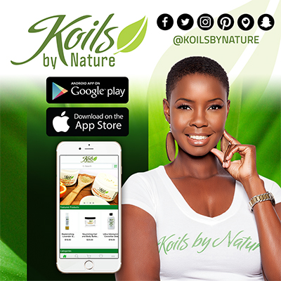 Koils By Nature App