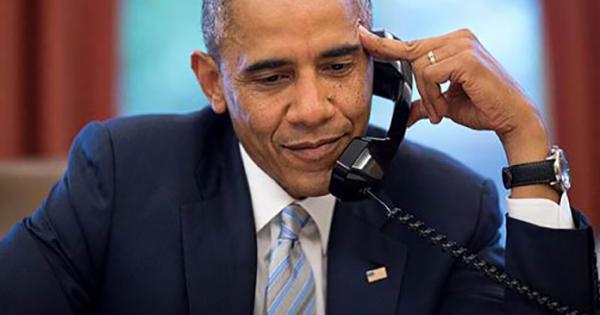 President Obama Congratulates Donald Trump