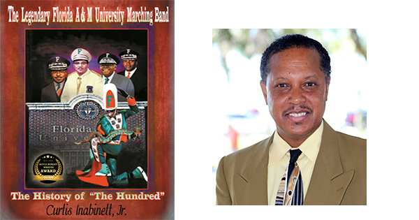 Bookcover and author, Curtis Inabinett