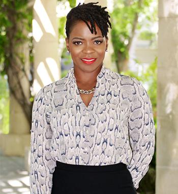 Glennae E. Davis, founder of NaesVision