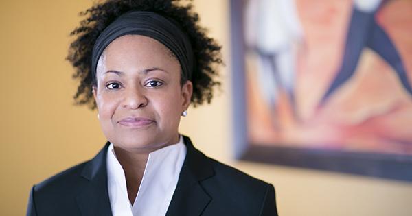 Lisa M. Coleman, Chief Diversity Officer at NYU