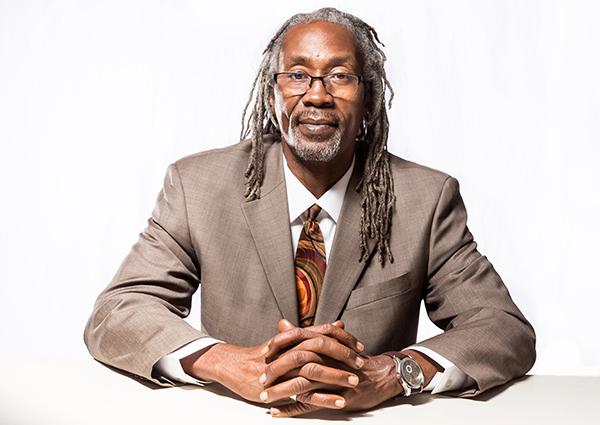 Alvin Johnson, clinical aroma therapist