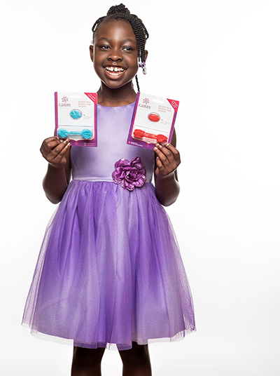 Gabrielle Goodwin, founder of GaBBY Bows