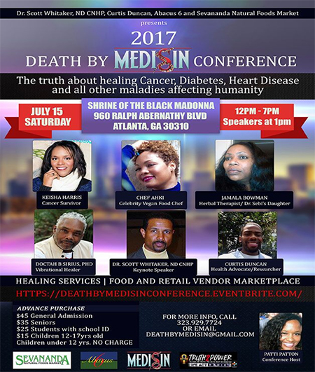 Death by Medisin Conference