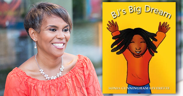 Sonia Leverette, author of BJ's Big Dream