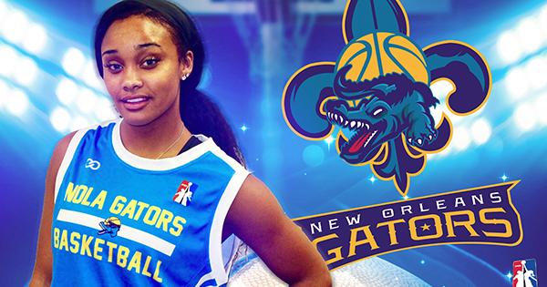 NOLA Gators Basketball Team